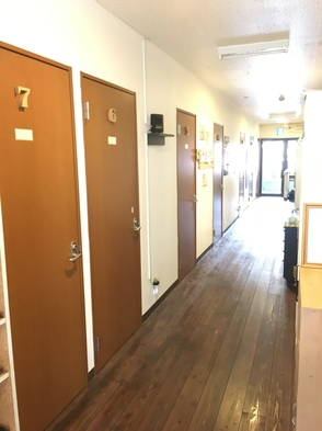 ☆個室ツインルーム(ロフト2階完備)プラン☆