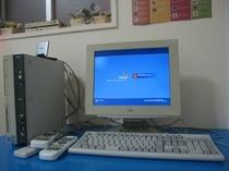インターネット:WiFi(無線LAN)インターネットがご使用になれます。