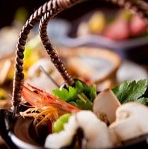 懐石料理(秋)