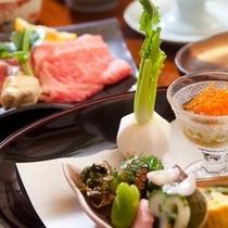 懐石料理(春)
