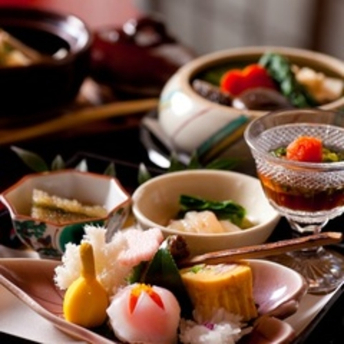 懐石料理(冬)