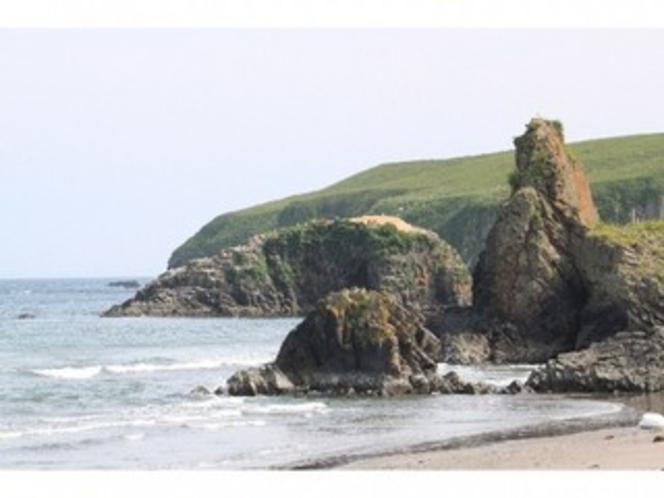 【周辺観光】 桂木浜①