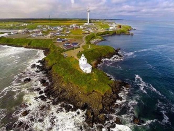 【周辺観光】 納沙布岬灯台