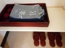 【客室】 浴衣