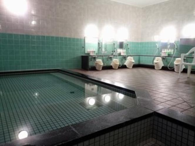 【大浴場】 浴場 男性浴場