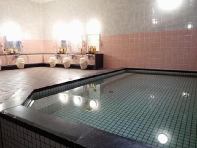 【大浴場】 浴場(女性浴場)