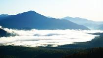 **大雪山層雲峡/当館から車で1時間。荘厳な景観をお楽しみいただけます!