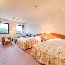 *洋室/落ち着いた雰囲気のお部屋で、のんびりとお過ごし下さい。