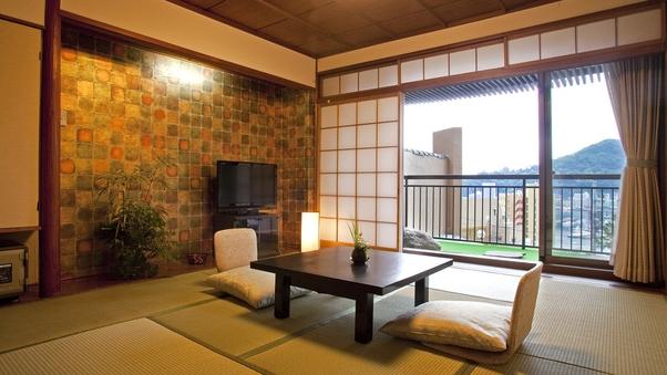 【3室限定】お手軽コンパクト和室(広縁なし)<禁煙>