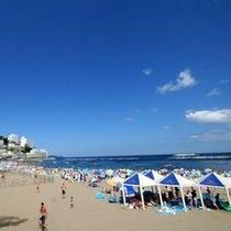 熱海海水浴場 サンビーチ