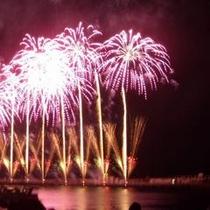 【花火大会専用プラン】熱海の夏の風物詩。花火大会専用プランもございます。