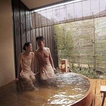 【カップル・夫婦様専用プラン】貸切露天風呂などおふたりの時間を満喫できる特典がいっぱいです。