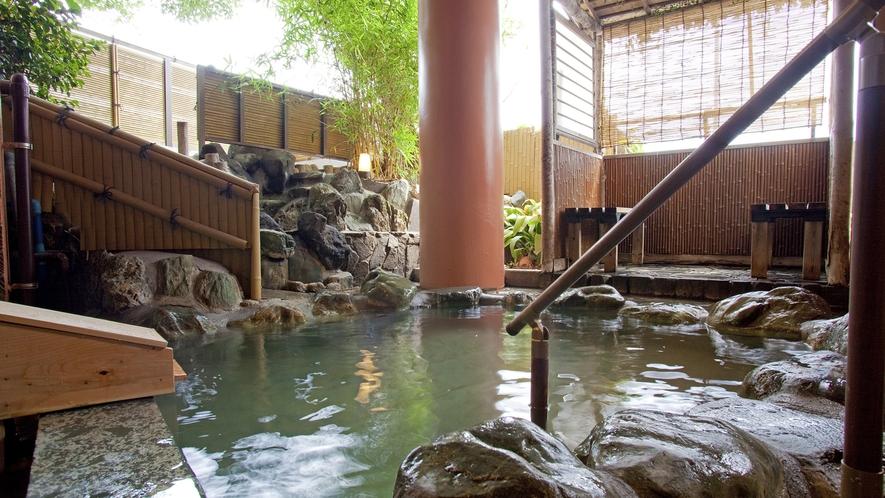 【大浴場 紅葉の湯 露天風呂】