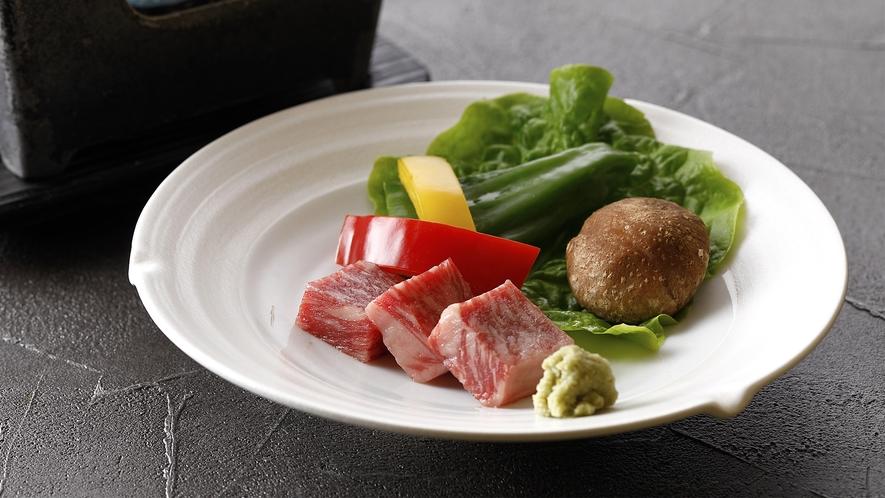 【ご夕食料理一例】
