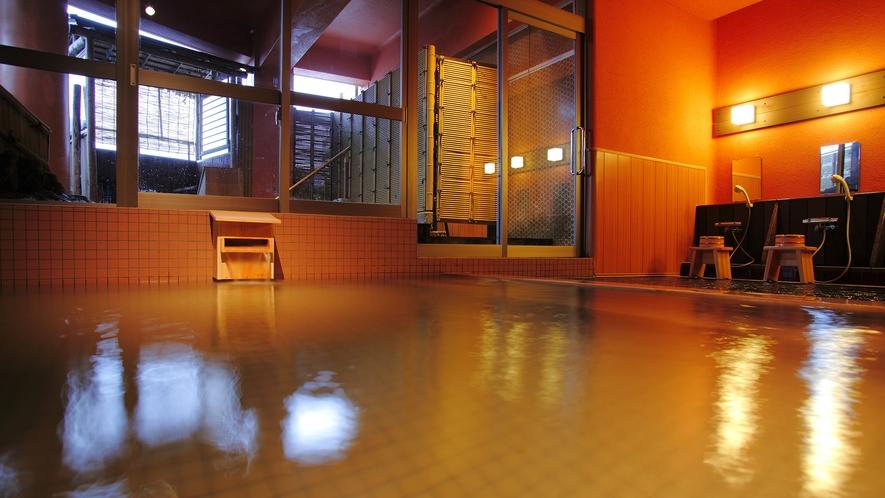 【大浴場 紅葉の湯 内湯】