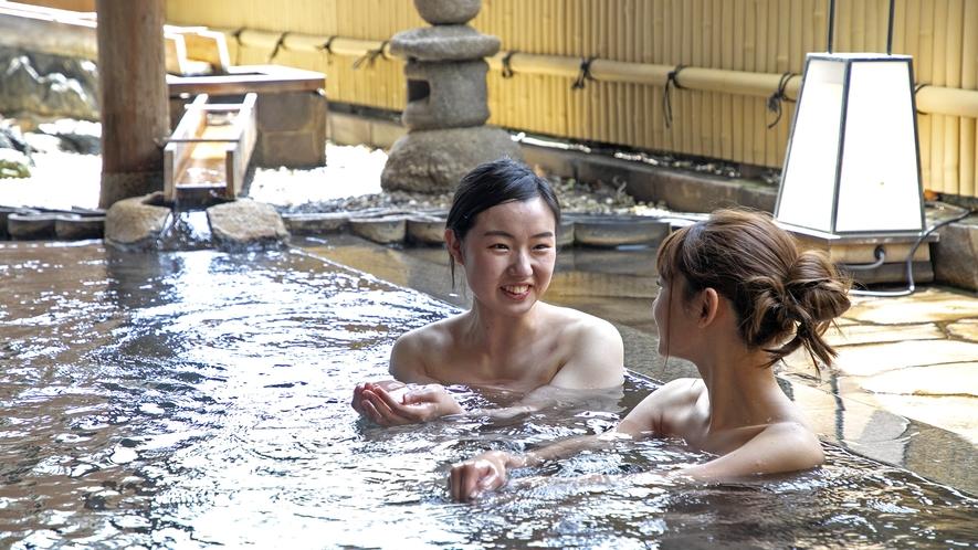【大浴場 芭蕉の湯 露天風呂】