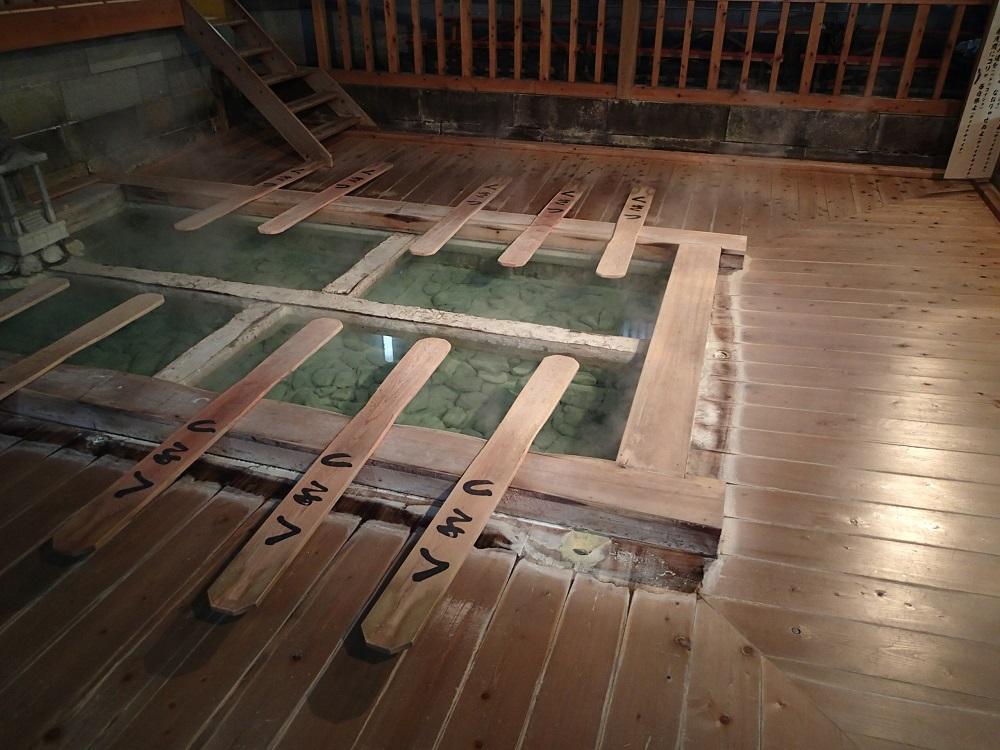草津に来たら1度は湯もみを見にいって下さい