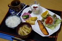 かんたん和朝食