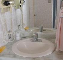 ダブルルーム 洗面
