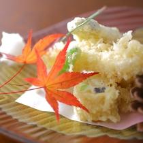 さっくさくの天ぷら
