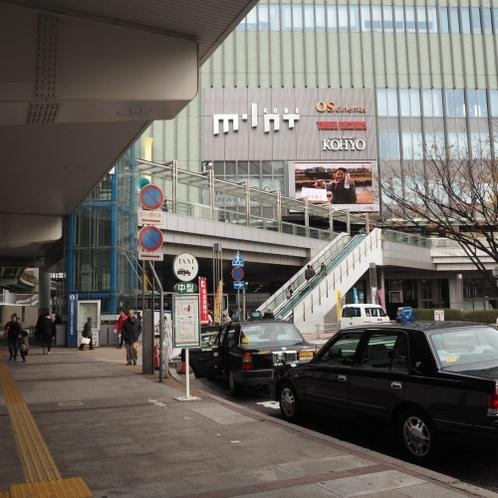 三宮駅からのアクセス6
