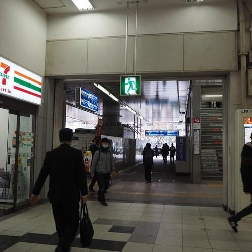 三宮駅からのアクセス4