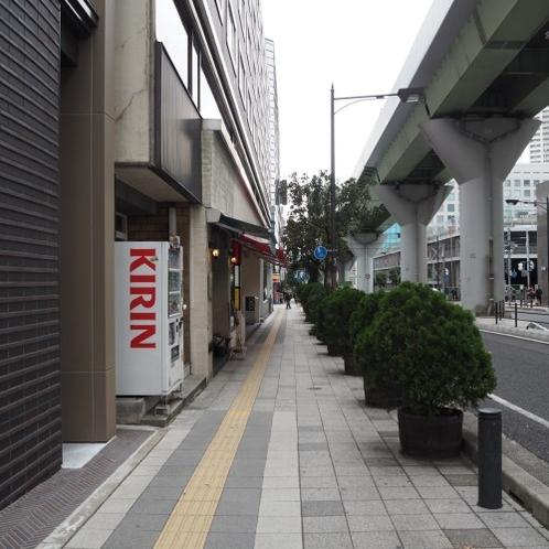 三宮駅からのアクセス11