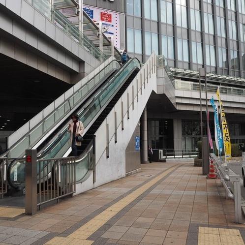 三宮駅からのアクセス7