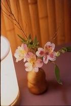 花は心を落ち着かせてくれますね