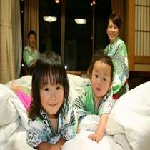 赤ちゃんやお子様にも嬉しい和室