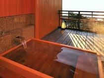 朝風呂は部屋風呂、大浴場どちらでもお楽しみいただけます。