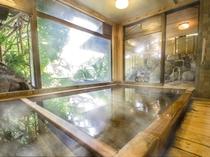 大観荘自慢の温泉、3ヶ所ある大浴場を堪能して下さい。