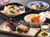 【3月〜4月限定 伊勢海老プラン】春の訪れを大観荘のお料理でお楽しみ下さいませ