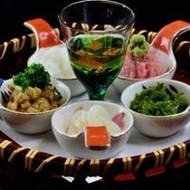 人気の朝食献立「養老和え」