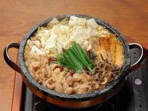 ホルモン鍋