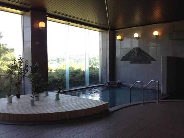"""大浴場""""夢の湯"""""""