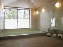 カップル、ファミリー向け貸切大浴場