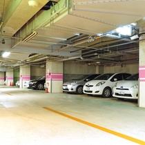 ●アピカ駐車場●地下150台の駐車完備【宿泊者:500円/泊】※車高2M以下