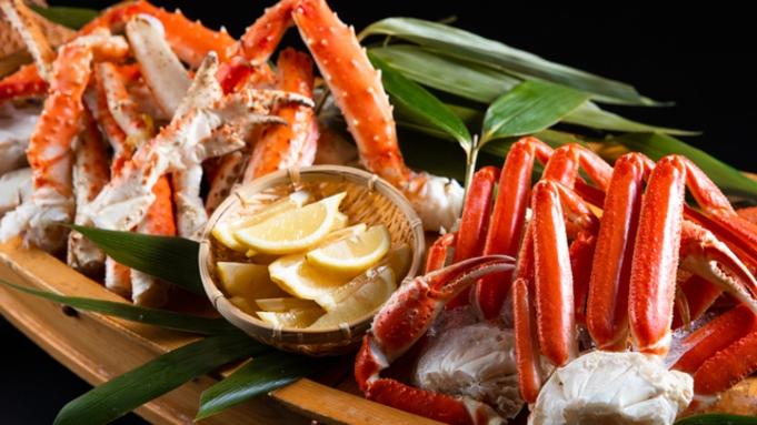 冬の贅を極めるタラバとズワイの食べ比べ!新春の厳選素材を愉しむプレミアムビュッフェ