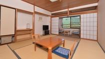 【客室】 東館禁煙和室10畳トイレ付