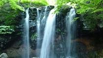 【自然】 6月中旬 板室 乙女の滝