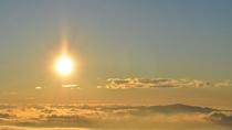 【景観】 標高1,200mの休暇村からは気象条件が合えば雲海も!!