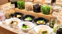 【朝食ビュッフェ×こめあずき】 ヌードルバー