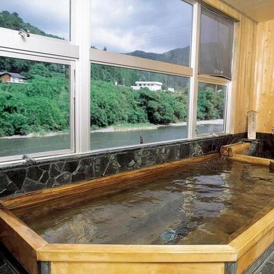 【日帰りプラン】【部屋食】温泉と山里の幸手作り料理をお楽しみください。【期間限定】