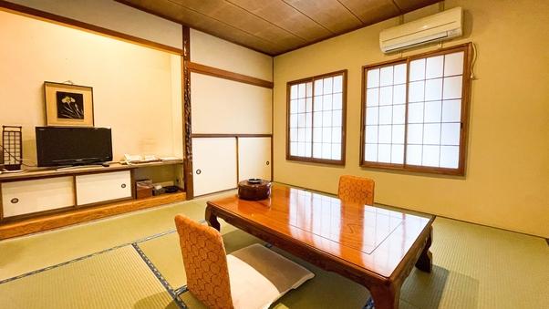【和室2F・8畳・洋式トイレ付】部屋食・貸切風呂利用OK♪