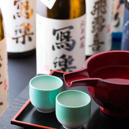 会津の地酒