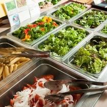 新鮮な野菜をぜひお召し上がりください。(5月~11月)