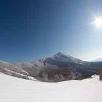 東北最大規模のスキー場「アルツ磐梯スキー場