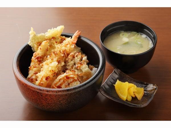 天丼(520円)