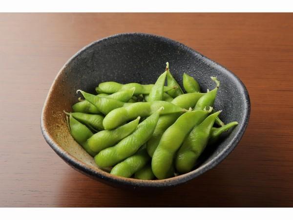 枝豆(260円)